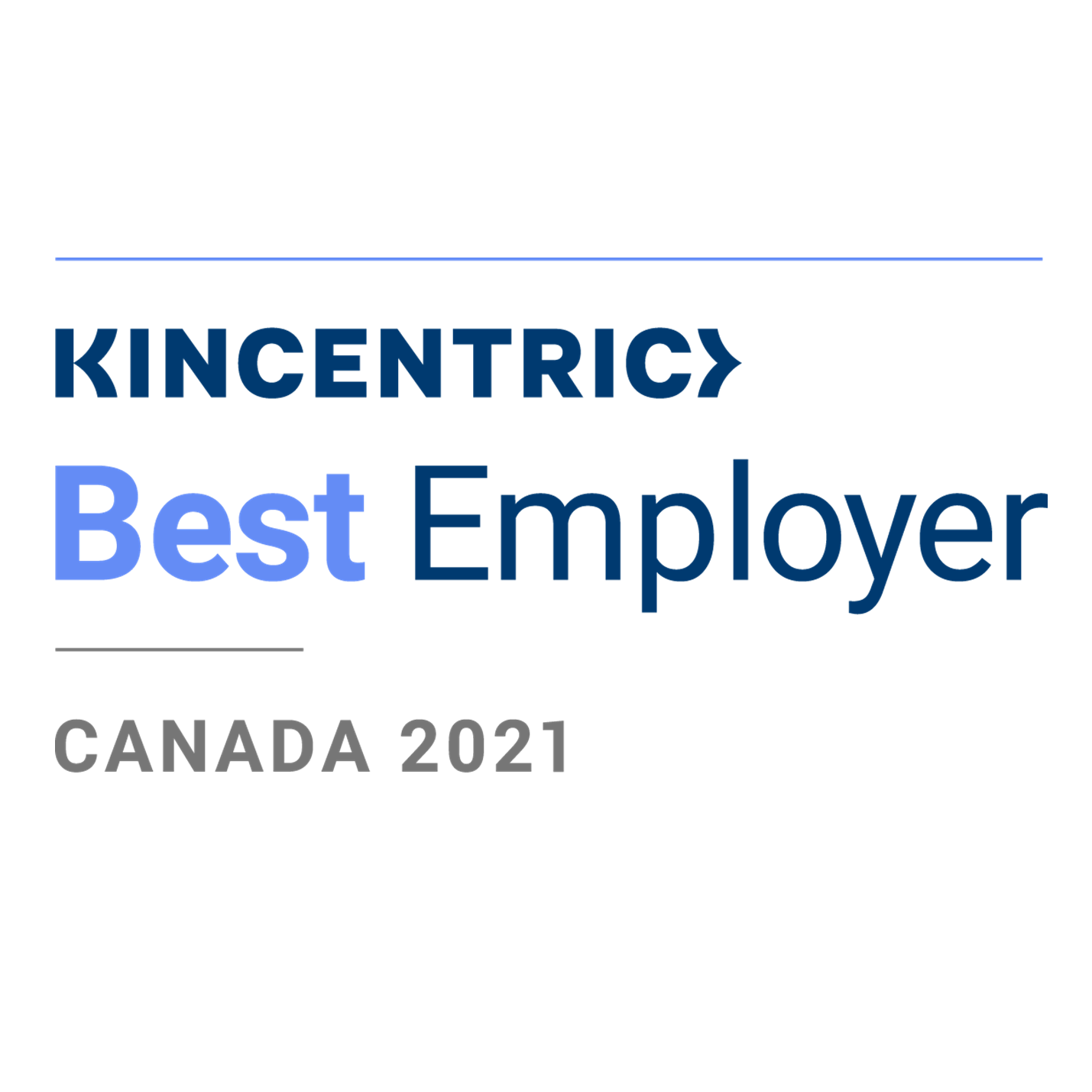 Kincentric Best Employers, Canada 2019